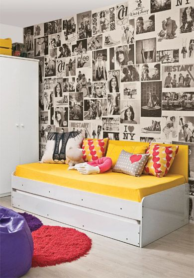 habitación juvenil decorar