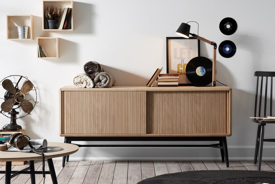 muebles madera tendencia este 2016