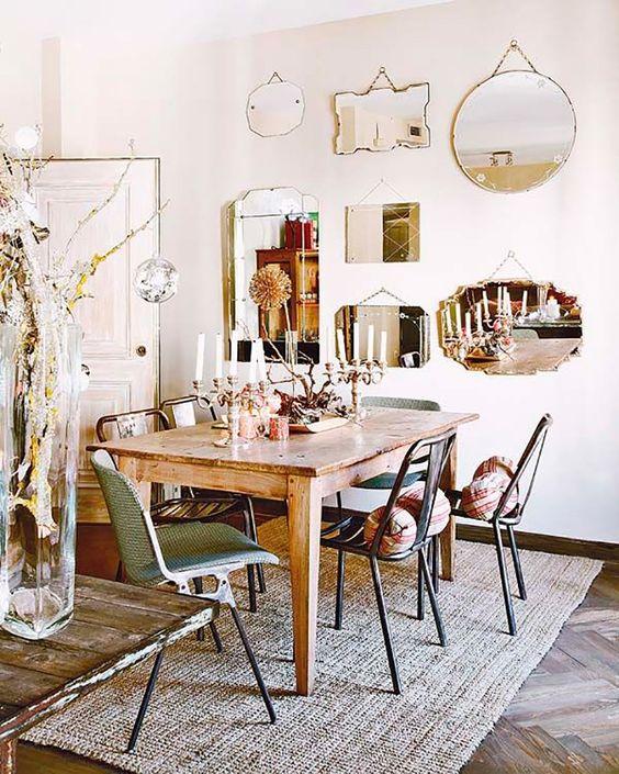 decorar con espejos. trucos en Teruel