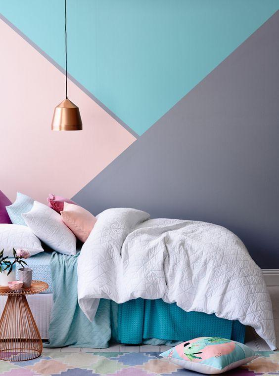 color block decoración