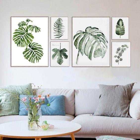 muebles y decoracion tropical