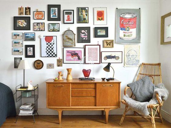 muebles estilo vintage en teruel