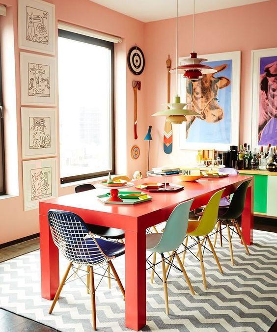 muebles y decoración estilo menphis