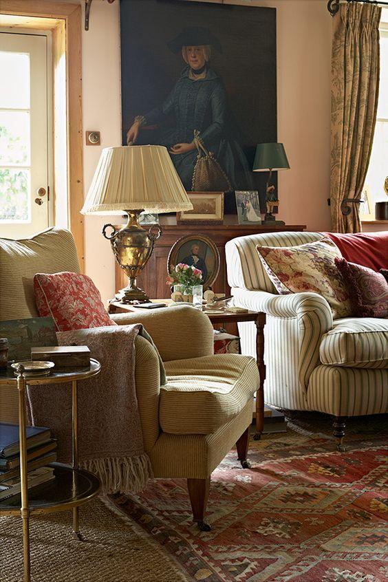 decoración estilo clásico