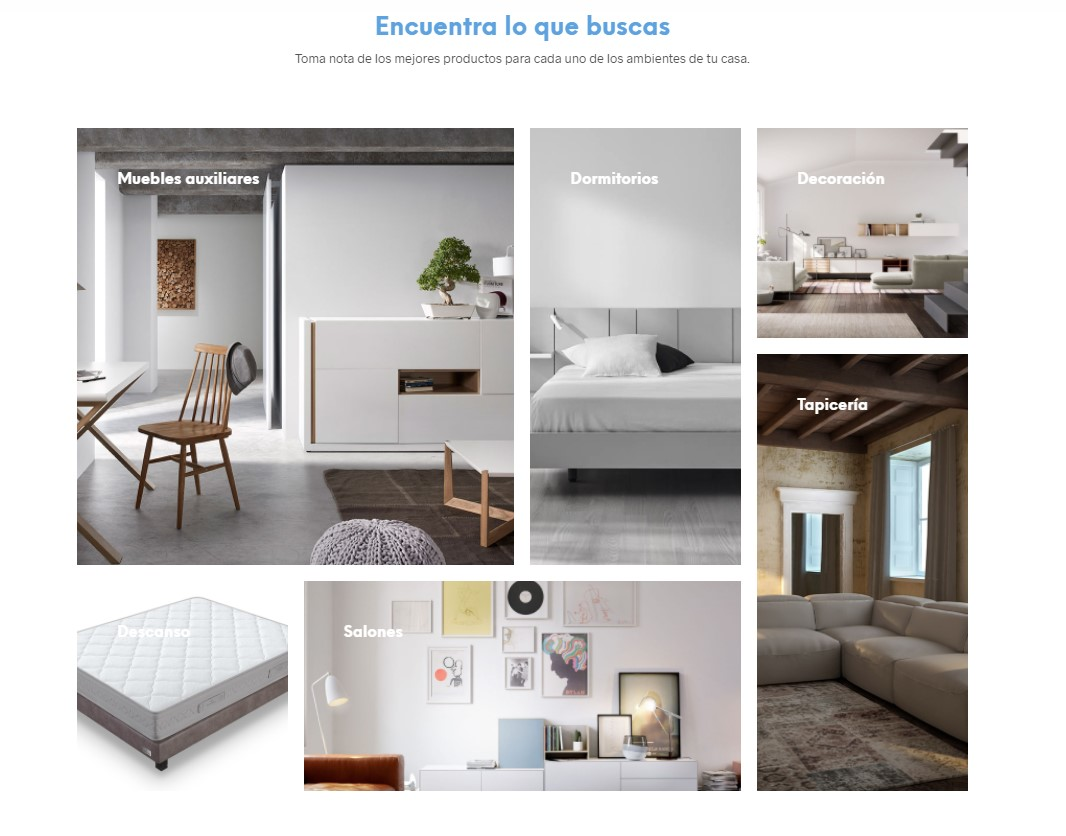 muebles modernos online